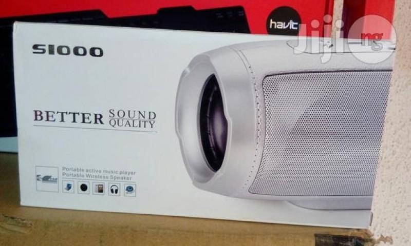 Sterio Bluetooth Speaker s1000