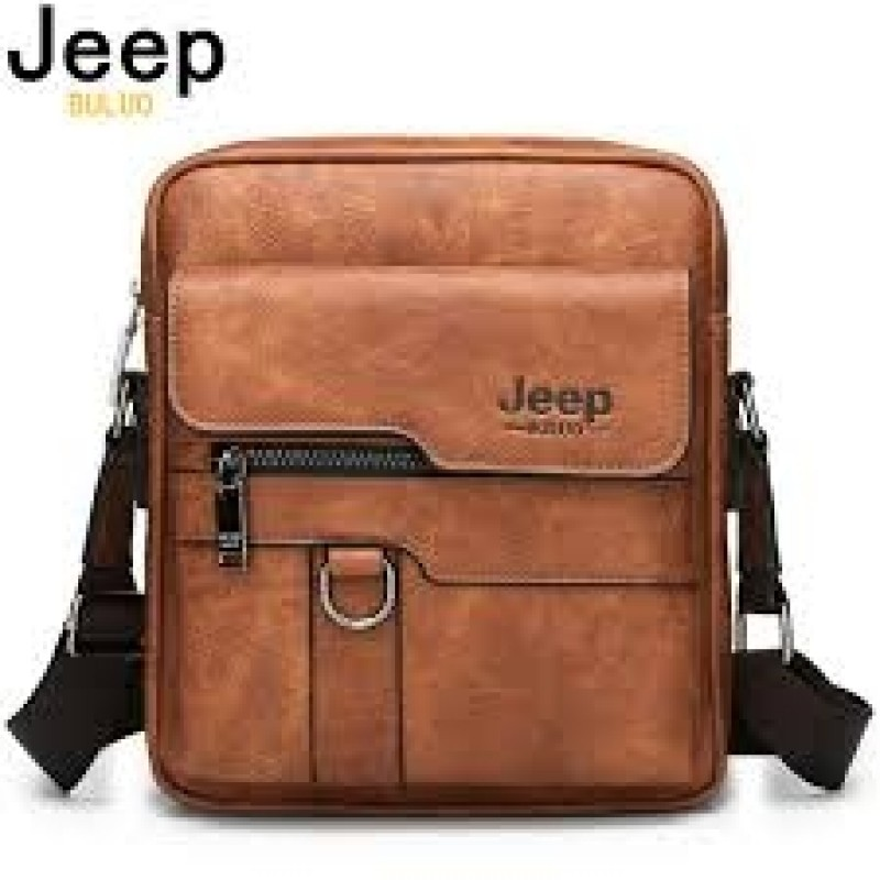 JEEP BULUO Luxury Brand Men Messenger Bags