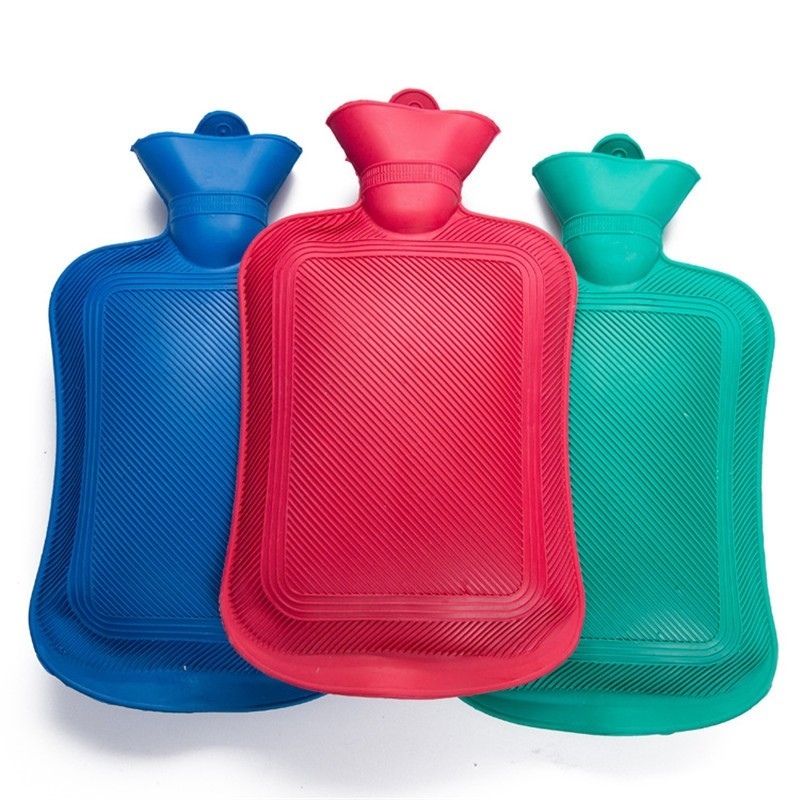 Hot Water Bottle Thick High Density Rubber