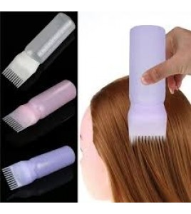 Hair Coloring Dyeing Bottles Hairdressing Styling Tool