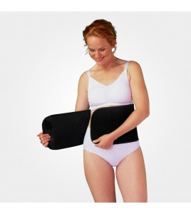 Body Binder Belt Black
