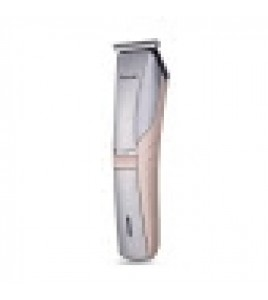 Kemei KM-5018 Professional Hair Clipper & Trimmer Golden & Silver