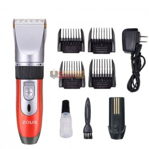Electric Hair Trimmer Double Battery Z-301
