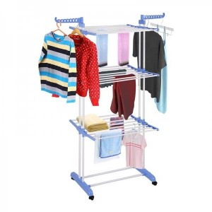 3 Layer Clothing Rack