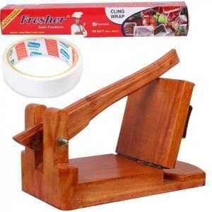 Wooden Ruti Maker