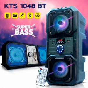 KTS-1048 Rechargeable Bluetooth Karaoke Speaker