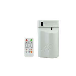 Automatic Aerosol Dispenser With Remote Control