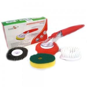 Automatic Liquid Cleaning Brush