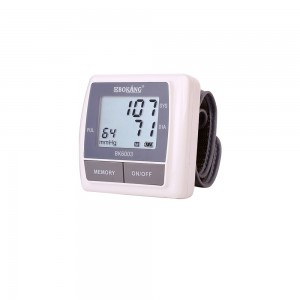 Wrist Watch Digital Blood Pressure Monitor BK-6003