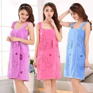 Towel Bath Robe Beach Dress Bath Towel