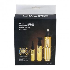 Daling Nose and Hair Rechargeable Trimmer
