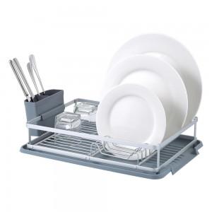 Aluminium Dish Rack Drainer