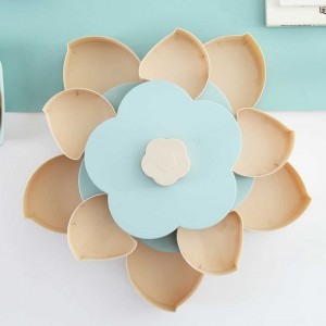 Flower Rotating Candy Box