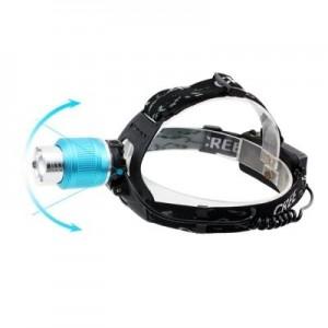 Dual Light Source Zoom Headlamp