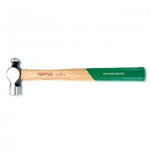 0.5 Lbs Ball Peen Hammer Toptul Brand