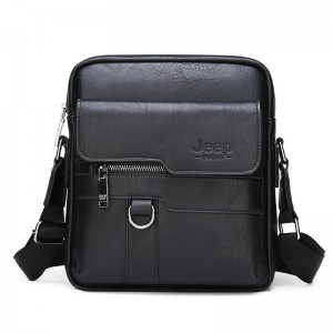 JEEP BULUO Luxury Brand Men Messenger Bags
