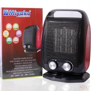 Miyako Electric Room Heater - PTC-SUN-02