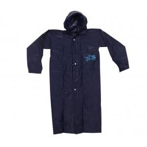 Rain Coat - Navy Blue