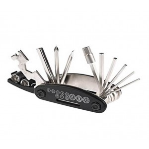 16 in 1 Multi bike Repair Tools