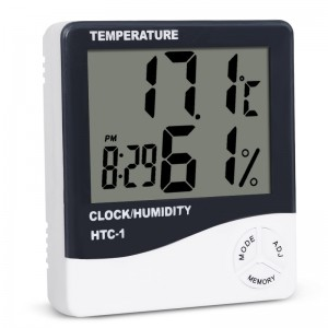 HTC Digital room temperature
