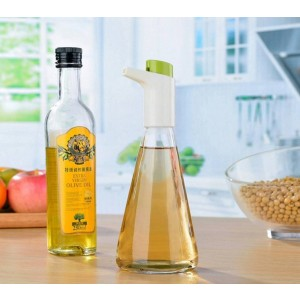 Oil And Vinegar  With Adjustable Flow Control