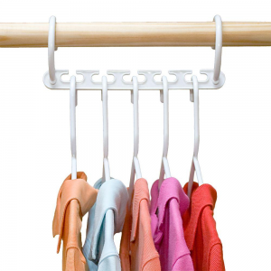 8pcs Space Saver Wonder Hanger
