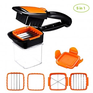 Vegetable Slicer Cutter, Quick nicer dicer