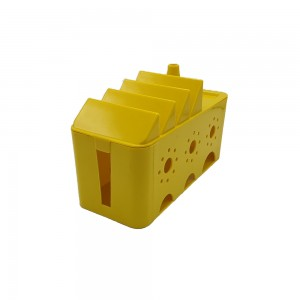 Multi-function Wire Box and Mobile Holder