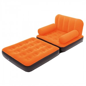 Sofa Single Bed Inflatable Convertible Bestway