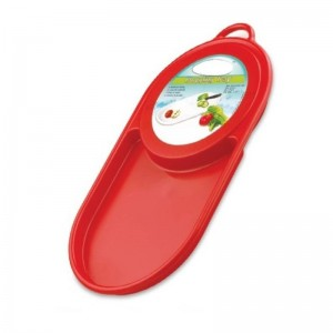 Kitchen ware Chopping Tray For Fruit & Vegetable Plastic Cutting Board