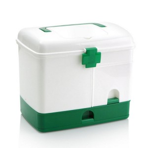 Medicine Aid Box with drower