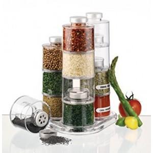 12 Spice Jar