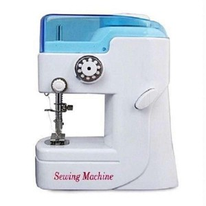2-in-1-Mini Sewing Machine