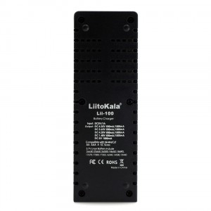 Liitokala Lii-PD4 Battery Charger