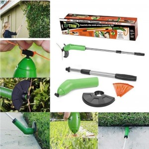 Protable Cordless Lawn Grass Trimmer