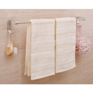 Aluminum Bathroom Towel Rack