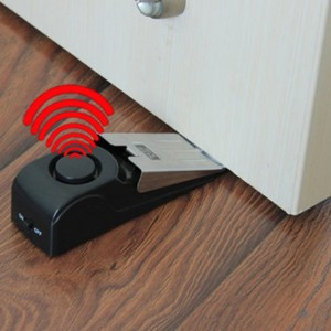 Security Door Stop Alarm Device