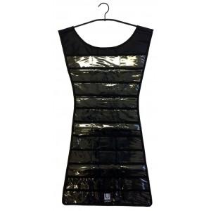 Umbra Little Black Dress Hanging Jewelry Organizer