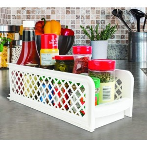 Portable 2 Layer Basket Drawers