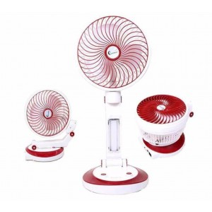 Supermoon Rechargeable Table Fan