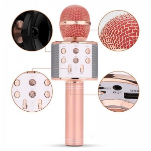 Portable Handheld Wireless USB Microphone