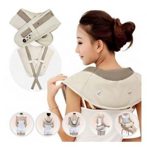 Infrared Energy King Cervical Massager