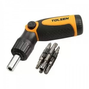 Tolsen 14 IN 1 Ratchet Screwdriver