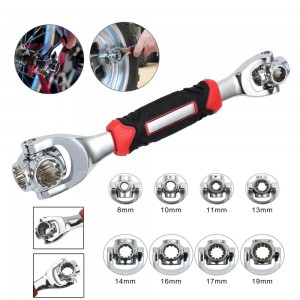 48 in 1 Universal Wrench Multipurpose Bolt Wrench Tool