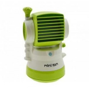 Mini Water Spray Fashion Fan