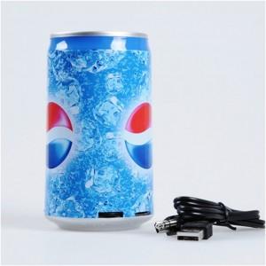 Pepsi Cans Speaker