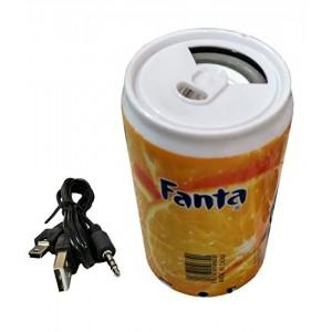 Fanta Cans speaker