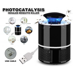 USB  Photocatalysis Lightning Mosquito Killer