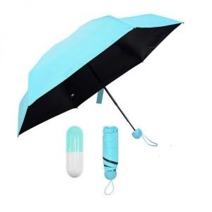 Mini Travel Capsule Umbrella