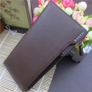 Bogesi Men Artificial Leather Long Wallet